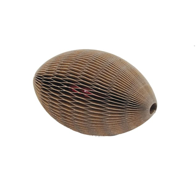 Coastal Pet Products Turbo Corrugate Egg Cat Toys, Small - Carousel image #1