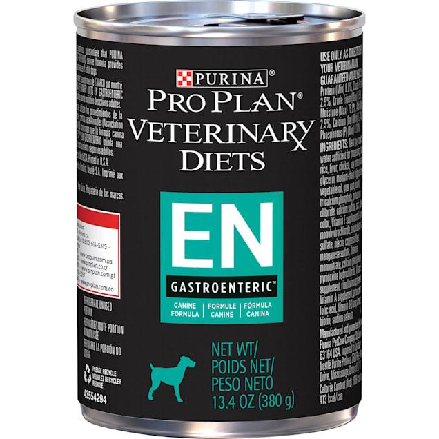 Purina Pro Plan Veterinary Diets EN Gastroenteric Canine Formula Wet Dog Food, 13.4 oz., Case of 12 - Carousel image #1