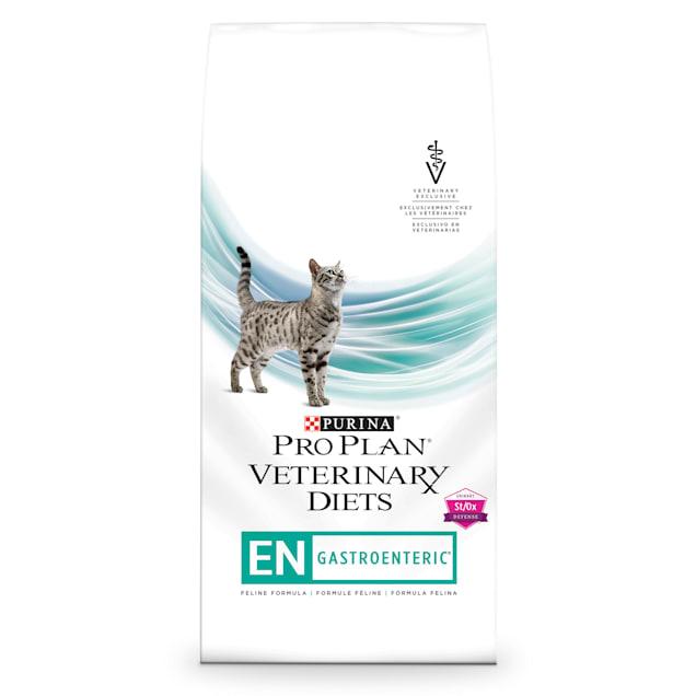 Purina Pro Plan Veterinary Diets EN Gastroenteric Feline Formula Dry Cat Food, 10 lbs. - Carousel image #1