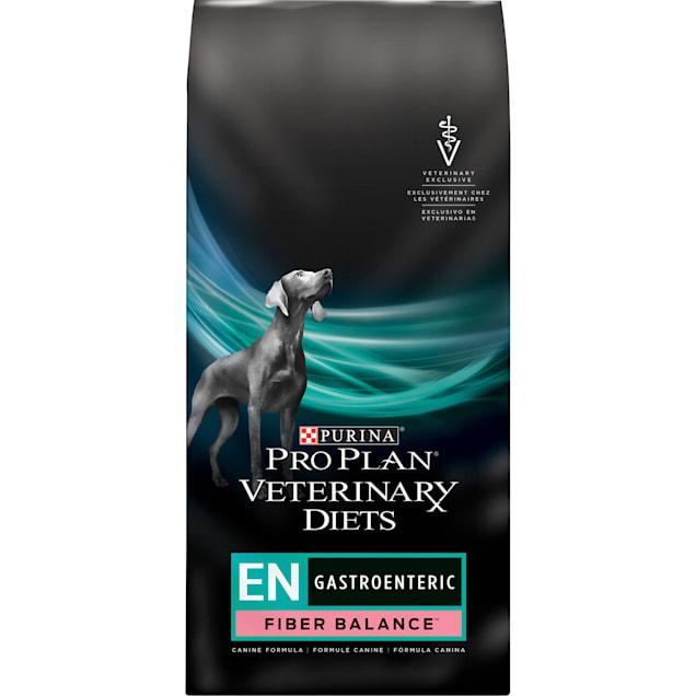 Purina Pro Plan Veterinary Diets EN Gastroenteric Fiber Balance Canine Formula Dry Dog Food, 32 lbs. - Carousel image #1
