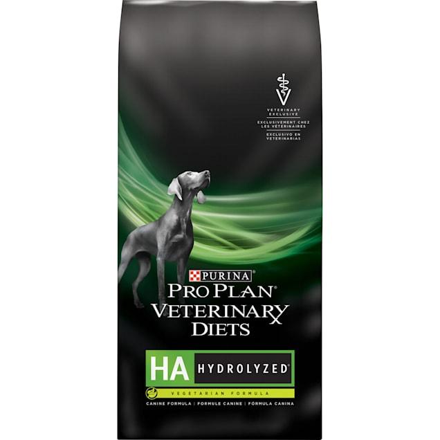 Purina Pro Plan Veterinary Diets HA Hydrolyzed Canine Formula Dry Dog Food, 25 lbs. - Carousel image #1