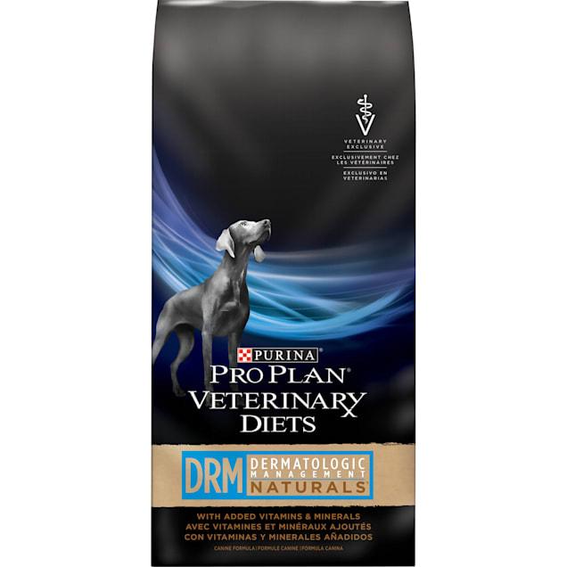 Purina Pro Plan Veterinary Diets DRM Dermatoligic Management Naturals Dry Dog Food, 25 lbs. - Carousel image #1