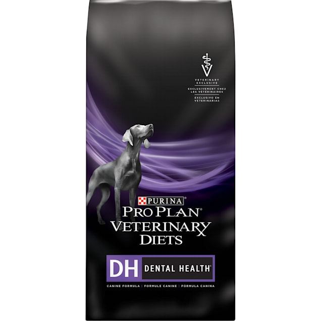 Purina Pro Plan Veterinary Diets DH Dental Health Canine Formula Dry Dog Food, 18 lbs. - Carousel image #1