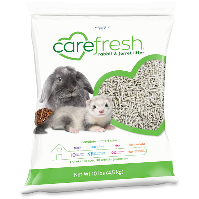 Carefresh Rabbit & Ferret Litter, 10 lbs. - Carousel image #1