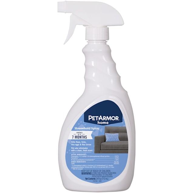 PetArmor Home Flea and Tick Household Spray for Pets, 24 fl. oz. - Carousel image #1