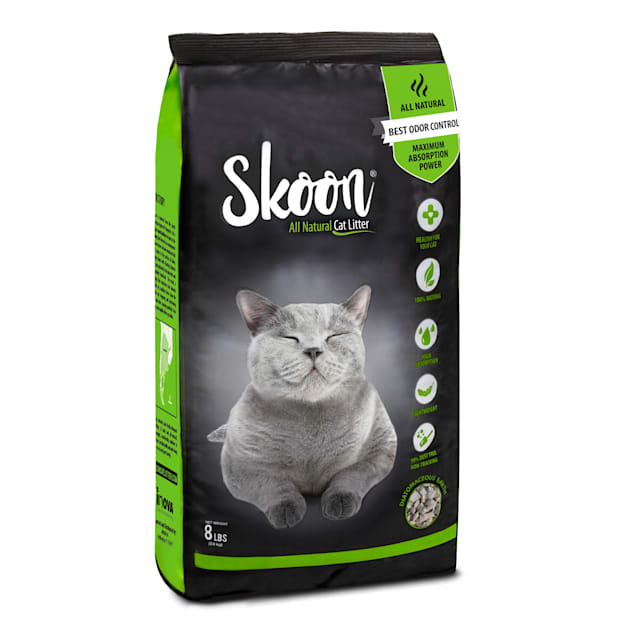 Skoon All-Natural Cat Litter, 8 lbs. - Carousel image #1