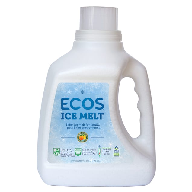 ECOS Ice Melt for Dogs, 6.5 lbs. - Carousel image #1