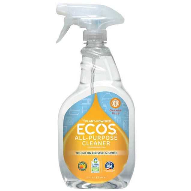 ECOS Orange Plus Scented All-Purpose Cleaner, 22 fl. oz. - Carousel image #1