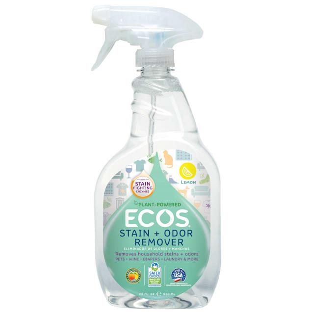 ECOS Lemon Scented Stain & Odor Remover, 22 fl. oz. - Carousel image #1