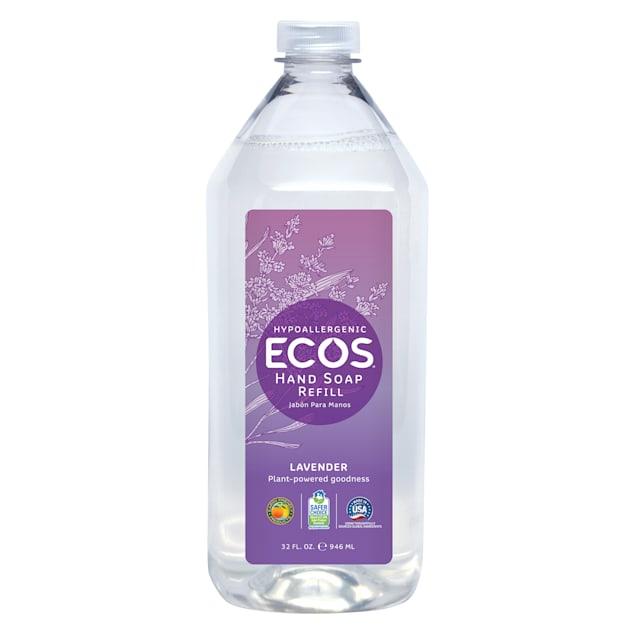 ECOS Hypoallergenic Lavender Scented Refill Hand Soap, 32 fl. oz. - Carousel image #1