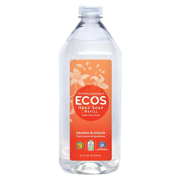 ECOS Hypoallergenic Orange Blossom Scented Refill Hand Soap, 32 fl. oz. - Carousel image #1