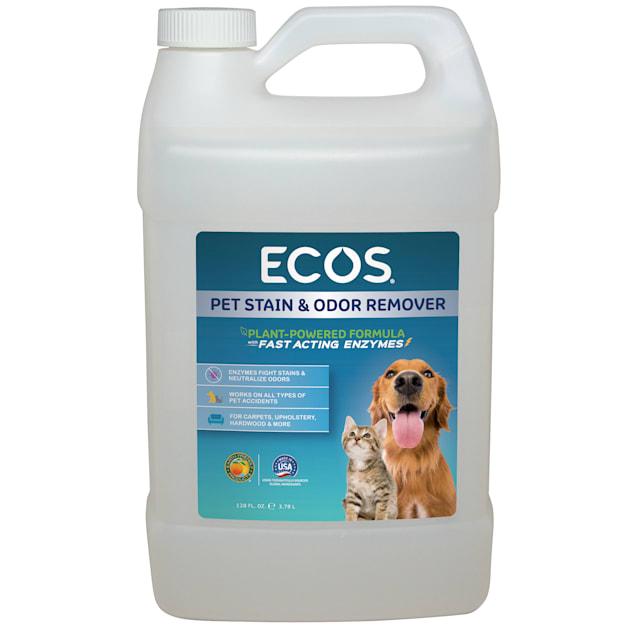 ECOS Pet Stain & Odor Remover, 128 fl. oz. - Carousel image #1