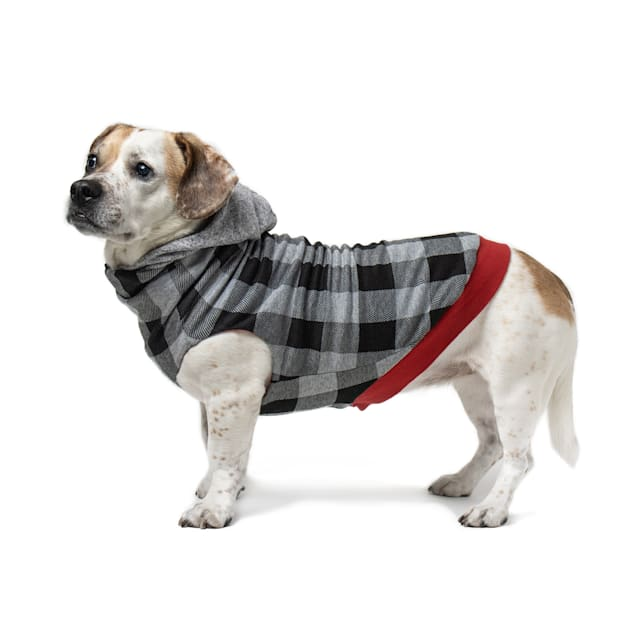 Long Dog Clothing Co. The Susie Reversible Hoodie Sweater, X-Small - Carousel image #1