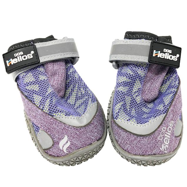 Dog Helios Purple 'Surface' Premium Grip Performance Dog Shoes, X-Small - Carousel image #1