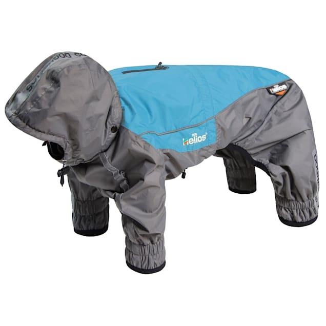 Dog Helios Blue 'Arctic Blast' Full Bodied Winter Dog Coat with Blackshark Tech, X-Small - Carousel image #1
