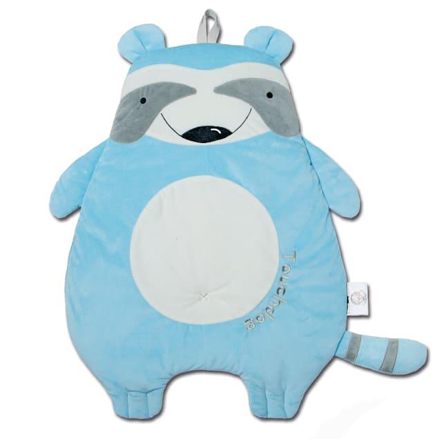 """Touchdog Blue 'Critter Hugz' Designer Character Dog Mat, 38.2"""" L X 21.6"""" W - Carousel image #1"""