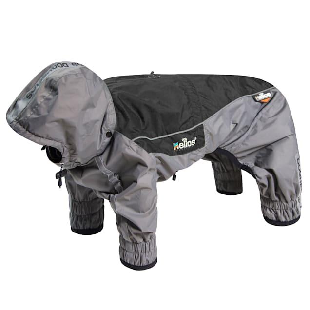 Dog Helios Black 'Arctic Blast' Full Bodied Winter Dog Coat with Blackshark Tech, X-Small - Carousel image #1