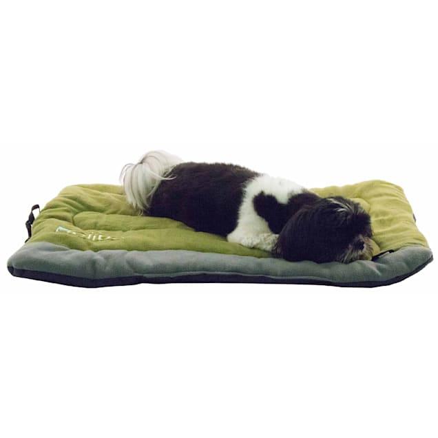 "Dog Helios Green Combat-Terrain Outdoor Cordura-Nyco Travel Folding Dog Bed, 31.5"" L X 23.6"" W - Carousel image #1"