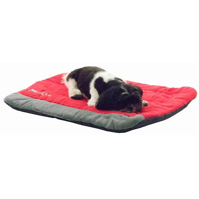 """Dog Helios Red Combat-Terrain Outdoor Cordura-Nyco Travel Folding Dog Bed, 39.4"""" L X 29.6"""" W - Carousel image #1"""