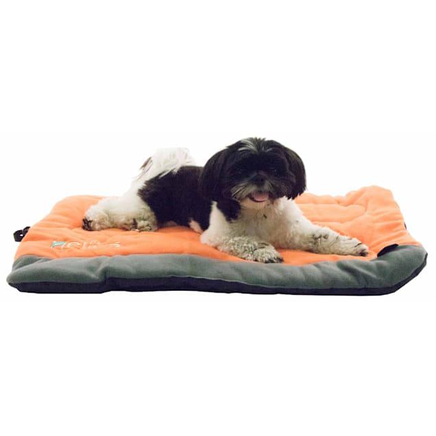 "Dog Helios Orange Combat-Terrain Outdoor Cordura-Nyco Travel Folding Dog Bed, 31.5"" L X 23.6"" W - Carousel image #1"