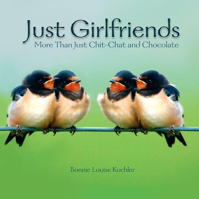 Willow Creek Press Just Girlfriends Book - Carousel image #1