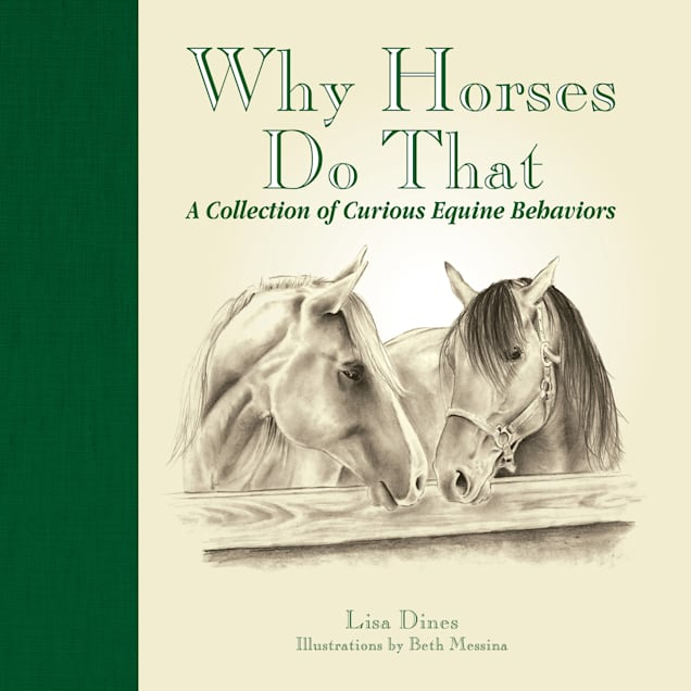 Willow Creek Press Why Horses Do That Book - Carousel image #1