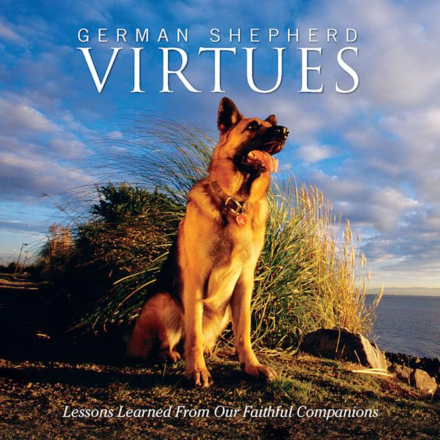 Willow Creek Press German Shepherd Virtues Book - Carousel image #1