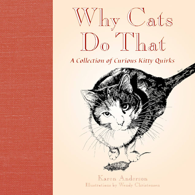 Willow Creek Press Why Cats Do That Book - Carousel image #1