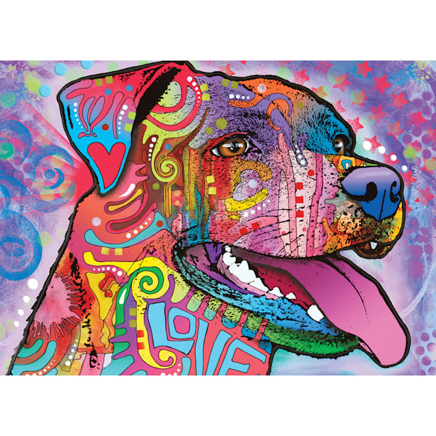 Willow Creek Press Be Pawsitive 1000-Piece Puzzle - Carousel image #1