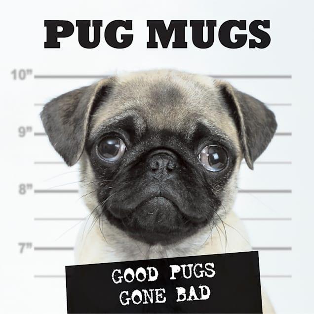 Willow Creek Press Pug Mugs Book - Carousel image #1
