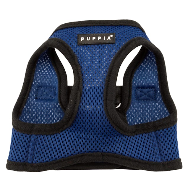 Puppia Royal Blue Soft Vest Dog Harness, X-Small - Carousel image #1