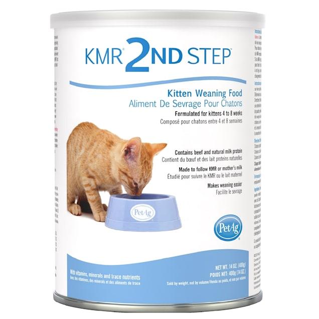 PetAg KMR 2nd Step Kitten Weaning Formula Powder - Carousel image #1