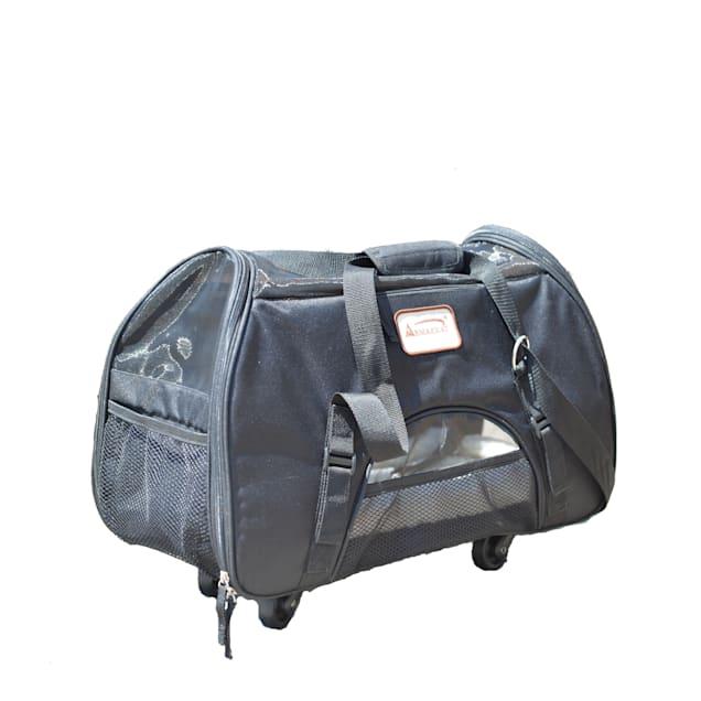 "Armarkat Wheel Away Travel Pet Carrier, 19.5"" L  X 11.8"" W X 10"" H - Carousel image #1"