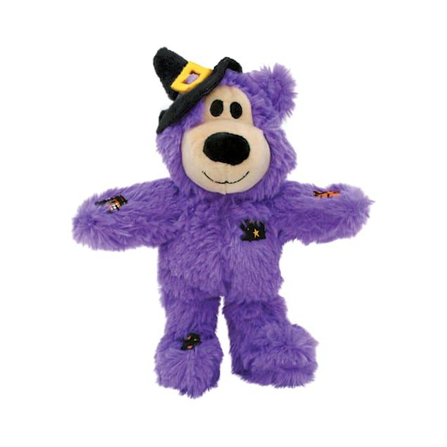 KONG Halloween Wild Knots Bear Dog Toy, Small - Carousel image #1