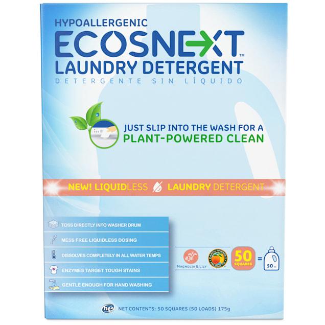 ECOSNEXT Hypoallergenic Magnolia & Lily Liquidless Laundry Detergent - Carousel image #1