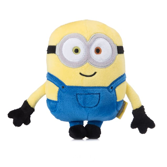 Fetch for Pets Minions Bob Plush Figure Squeaky Dog Toy, Small - Carousel image #1