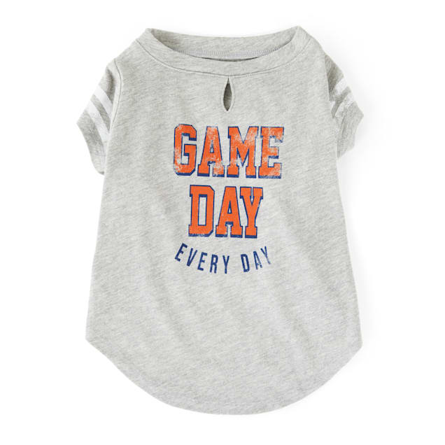 YOULY The Champion Game Day Everyday Graphic Dog T-Shirt, XX-Small - Carousel image #1
