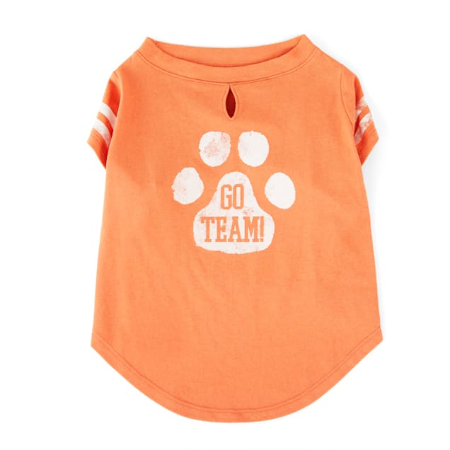 YOULY The Champion Go Team Graphic Dog T-Shirt, XX-Small - Carousel image #1