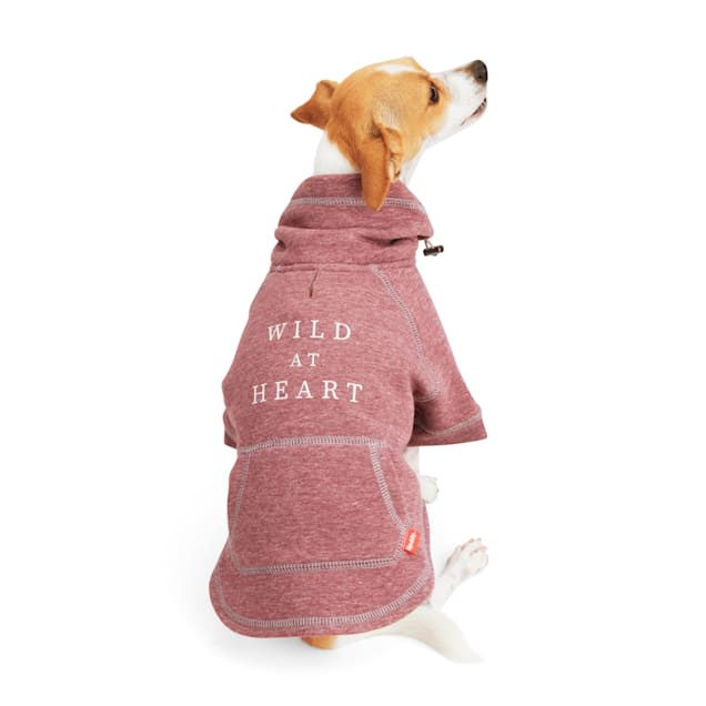 Reddy Wild at Heart Dog T-Shirt, X-Small - Carousel image #1