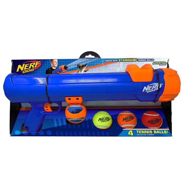 Nerf Blaster Gift Set Toy for Dogs, XX-Large - Carousel image #1