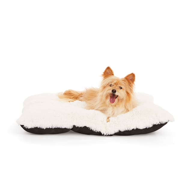 """EveryYay Snooze Fest Lavender-Scented Lounger Dog Bed, 24"""" L X 32"""" W - Carousel image #1"""