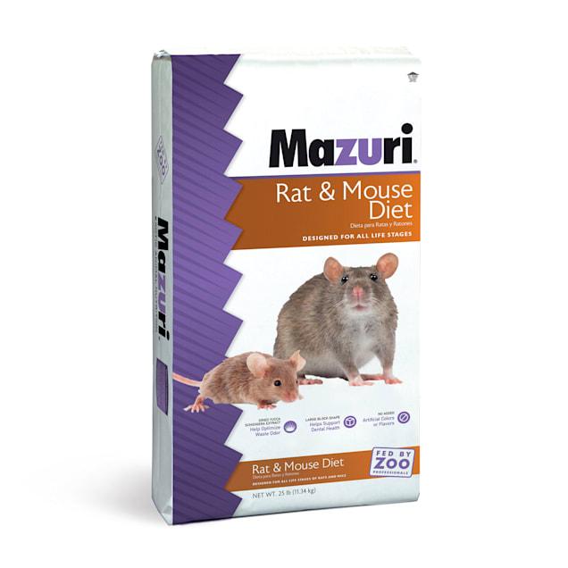Mazuri Rat & Mouse Diet Food, 25 lbs. - Carousel image #1