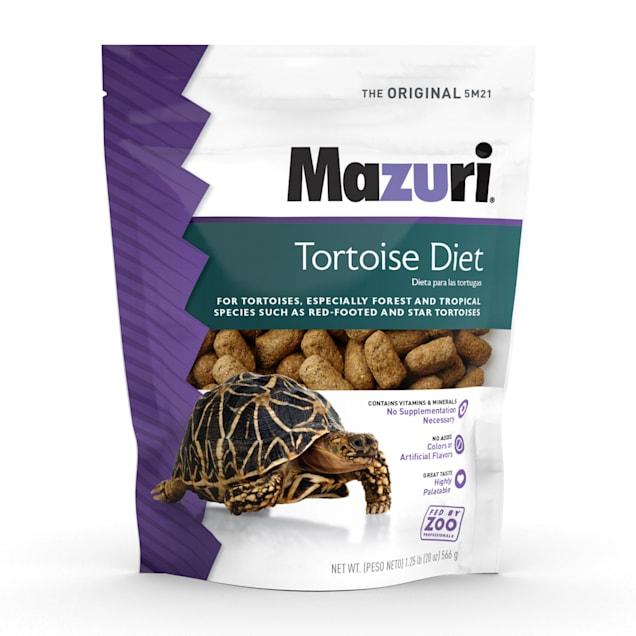 Mazuri Tortoise Diet Food, 1.25 lbs. - Carousel image #1