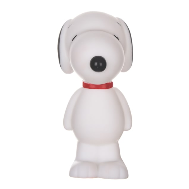 Fetch for Pets Peanuts Charlie Brown Snoopy Vinyl Squeaker Dog Toy, Small - Carousel image #1