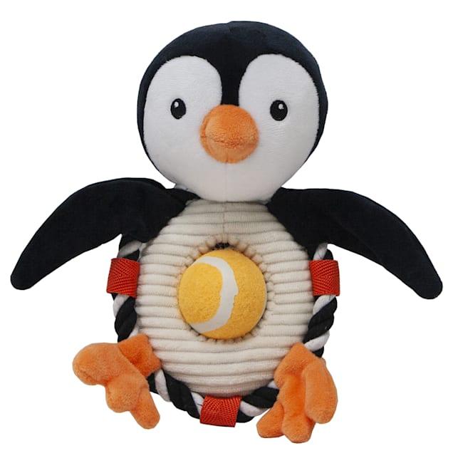 Petique Bubbles the Penguin Pet Toy, Small - Carousel image #1