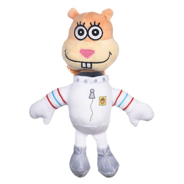 Fetch for Pets SpongeBob Nickelodeon SquarePants Sandy Figure Plush Dog Toy, Medium - Carousel image #1