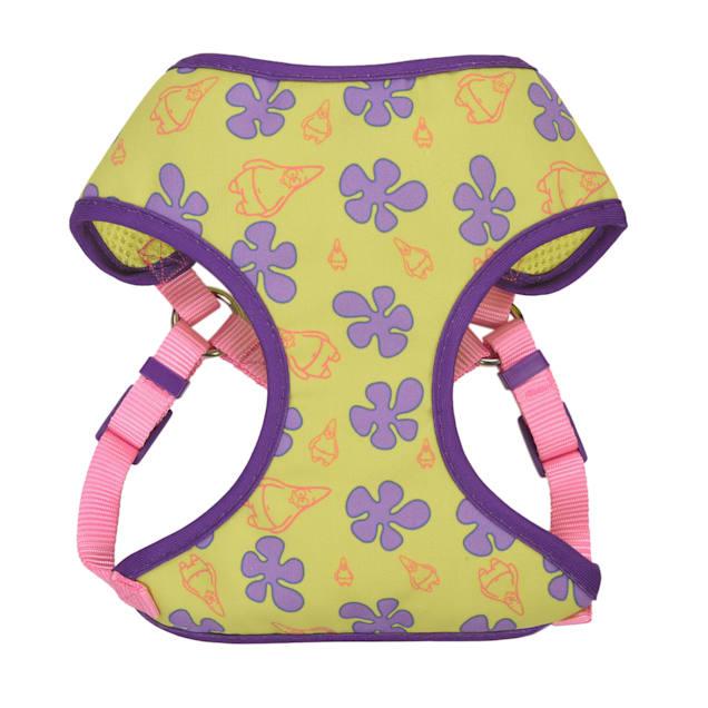 Fetch for Pets SpongeBob SquarePants Patrick Dog Harness, Small - Carousel image #1