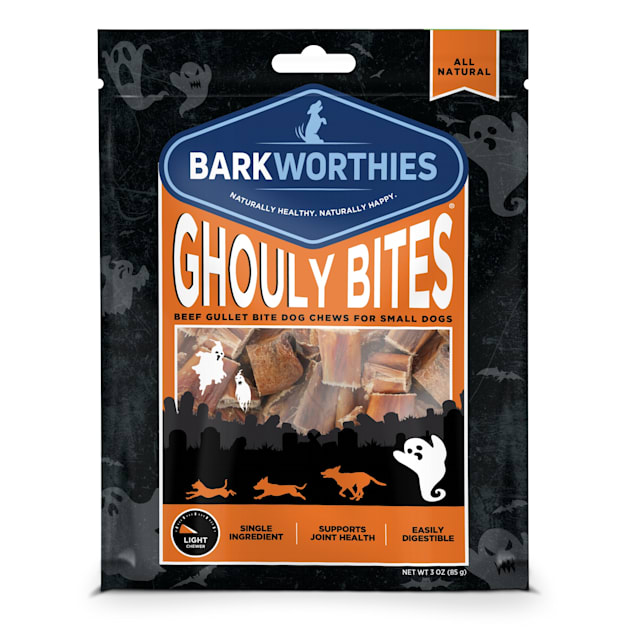 Barkworthies Ghouly Bites for Dogs, 3 oz. - Carousel image #1