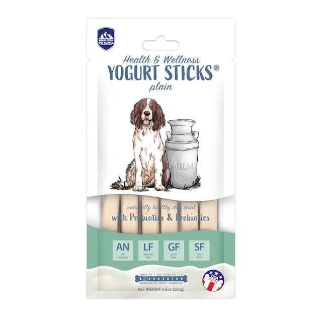 Himalayan Dog Chew Yogurt Sticks for Dogs, 4.8 oz. Count of 6 - Carousel image #1