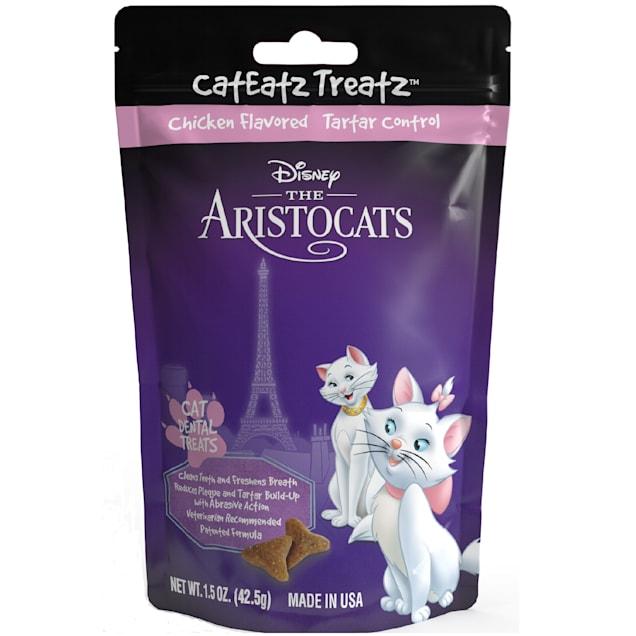 Team Treatz CatEatz Treatz Aristocats Treats, 1.5 oz. - Carousel image #1